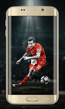 New Philippe Coutinho Wallpapers HD 2018 screenshot 5