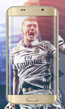 New Toni Kroos Wallpapers HD 2018 poster