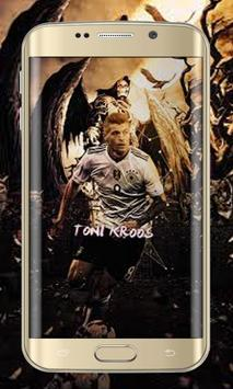 New Toni Kroos Wallpapers HD 2018 screenshot 1