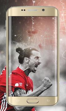 New Zlatan Ibrahimovic Wallpapers HD 2018 screenshot 1