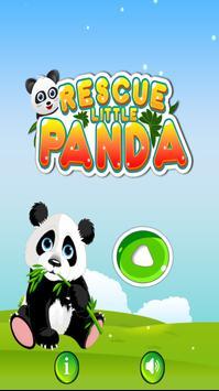 Recue Panda poster