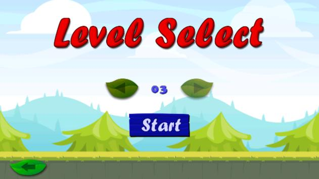 hopping bird run screenshot 1