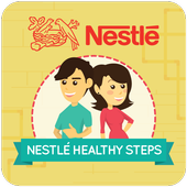Nestlé Healthy Steps icon