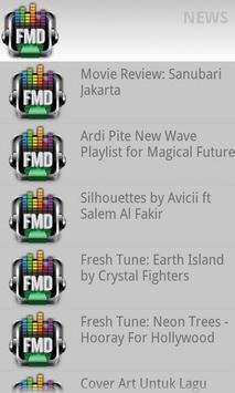 FM - Web Radio apk screenshot