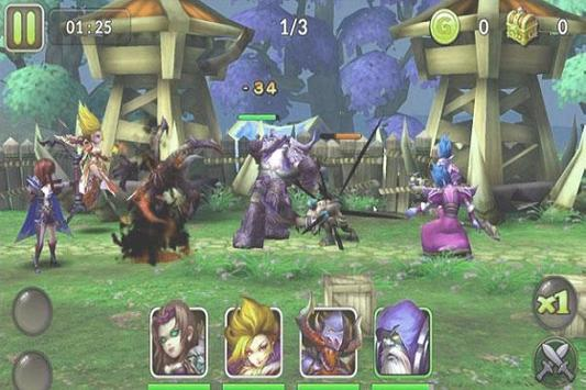 Tricks HEROES BLADE screenshot 5