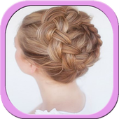 Braid Hairstyles Tutorial icon