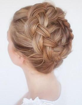 Braid Hairstyles Tutorial screenshot 5