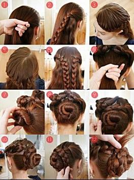 Braid Hairstyles Tutorial screenshot 3