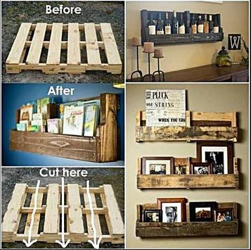 DIY Pallet Projects Ideas poster