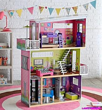Doll House Decorating Designs screenshot 4