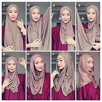 Trendy Hijab Tutorial screenshot 1