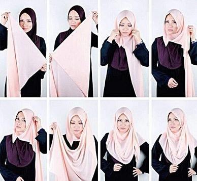 Trendy Hijab Tutorial screenshot 4