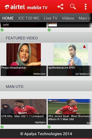 airtelTV Sri Lanka for Android - APK Download