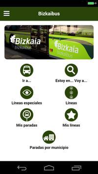 Bizkaibus poster