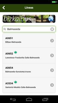 Bizkaibus apk screenshot