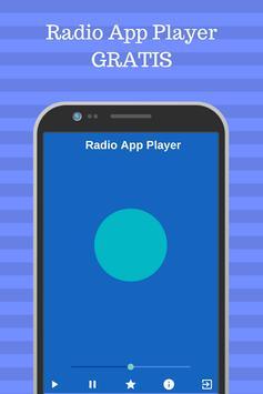 radio cre satelital ecuador guayaquil 105.7 fm poster
