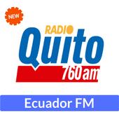 radio quito ecuador emisora 760 am en vivo gratis icon