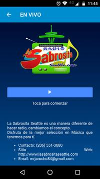 La Sabrosita Seattle screenshot 1