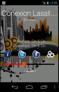 Conexion Lasallista screenshot 2