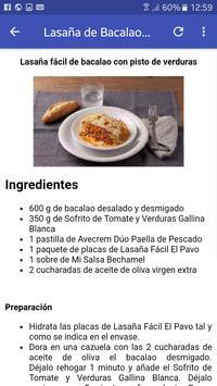 Lasagna screenshot 3