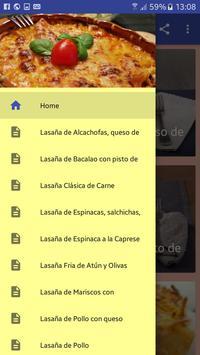 Lasagna screenshot 7