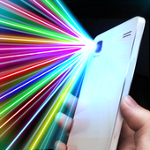 Laser Simulated icon