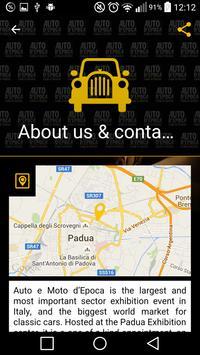 Auto Moto d'Epoca apk screenshot