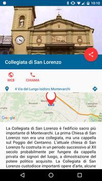 Scopri Montevarchi apk screenshot