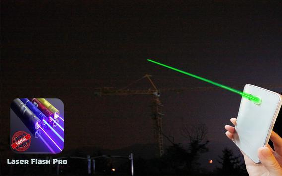 Laser Flash Pro poster