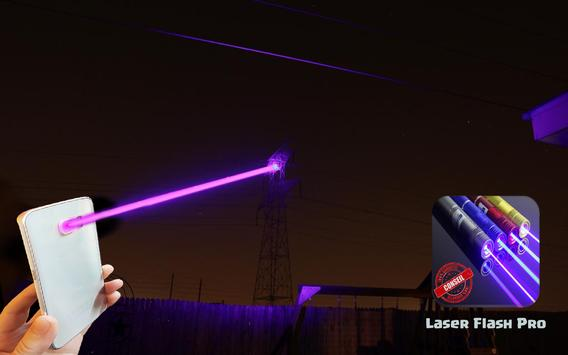 Laser Flash Pro apk screenshot
