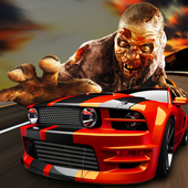 The Zombie Chase: Fire Games icon