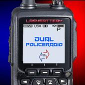 Police Radio Dual icon