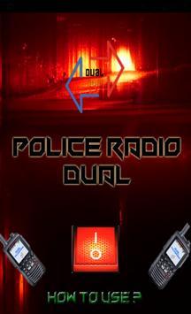 Police Radio Dual poster