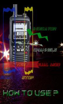 Police Radio Dual apk screenshot