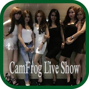 Hot CamFrog Video Live poster