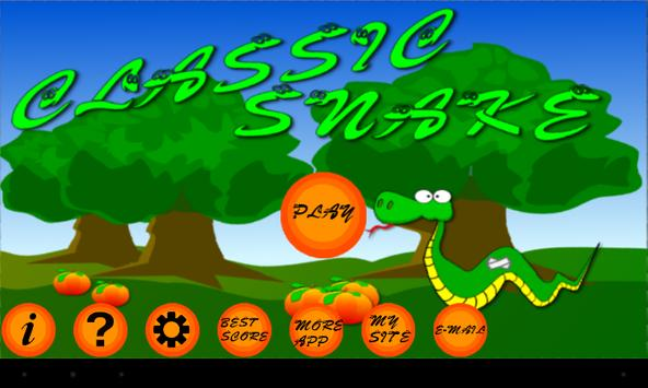 The Game of Classic Snake apk screenshot
