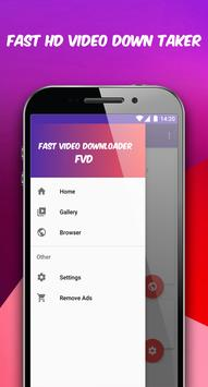 Fast Downloader For Your Video screenshot 2