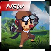 Last Escape Subway Hunter Bacon : Game Run fun icon
