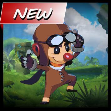 Last Escape Subway Hunter Bacon : Game Run fun poster