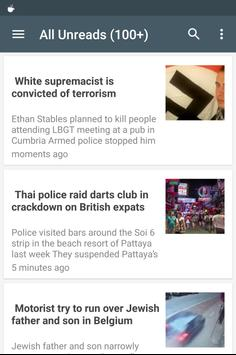 World News - Live screenshot 3