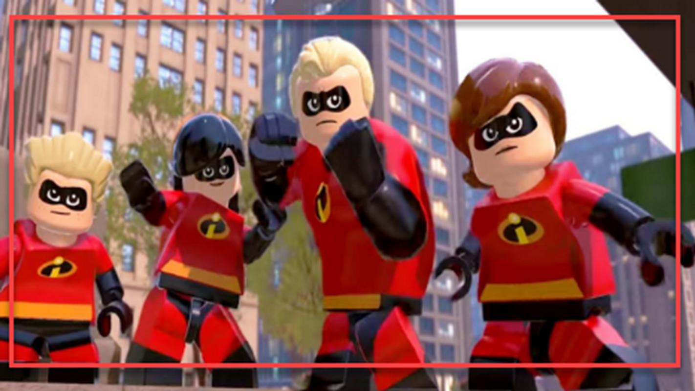 Lego The Incredibles Best Spectacle For Android Apk Download