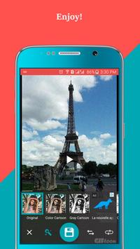 GifToon: Create animated Gif pictures & messages screenshot 6