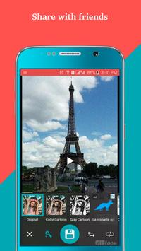 GifToon: Create animated Gif pictures & messages screenshot 13