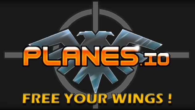 planes.io : free your wings poster