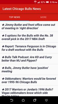 Latest Chicago Bulls News poster