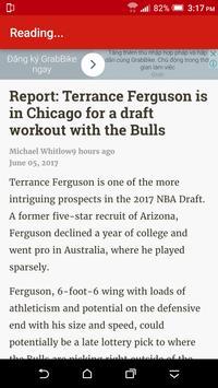 Latest Chicago Bulls News screenshot 3