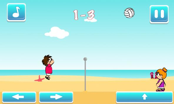 Volley Party screenshot 1