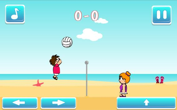 Volley Party screenshot 2