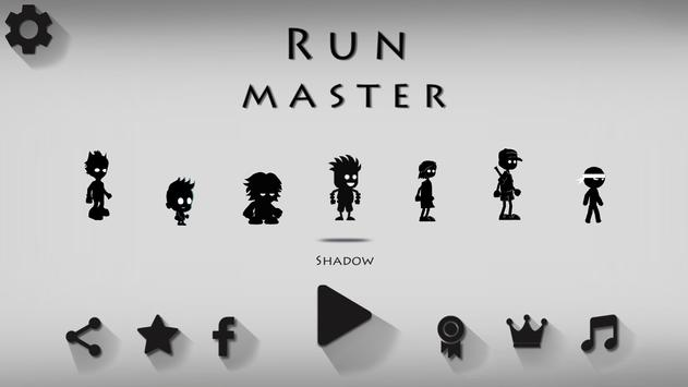 Run Master poster