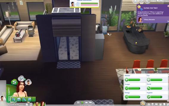 Cheats for The sims 4 apk screenshot